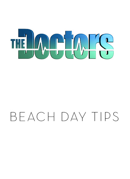 the-doctors-logo_beach-day-tips