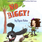No Biggy! Book Party - New children's book designed to help kids manage frustration