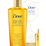 Dove Pure Care Dry Oil with African Macadamia Nut Oil