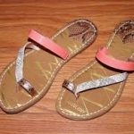 Sam & Libby sandals at Target