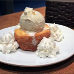 Butter Cake at California Pizza Kitchen