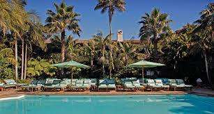 Resort Pool at Four Seasons The Biltmore Santa Barbara
