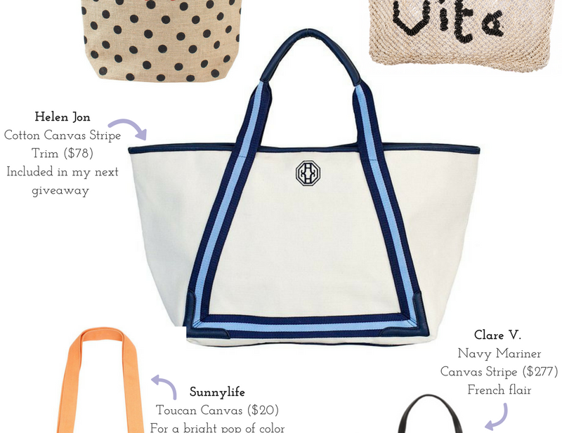 Chic Totes Perfect For Summer